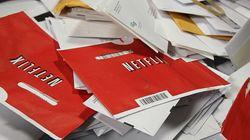Netflix todavía envía DVD y gana mucha pasta con