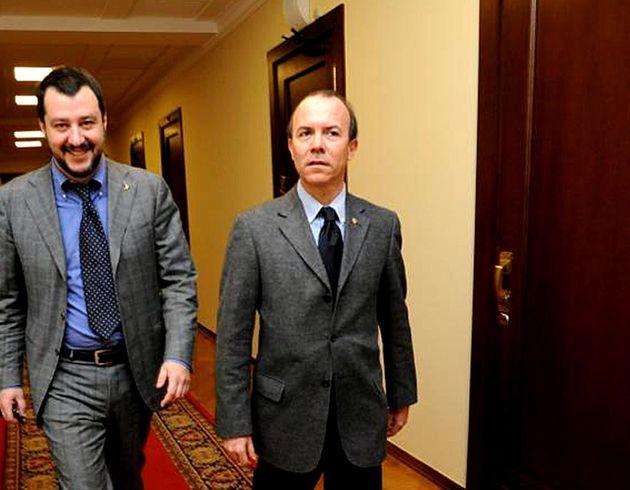 Il Pd porta il caso Lega Russia in Parlamento dopo l