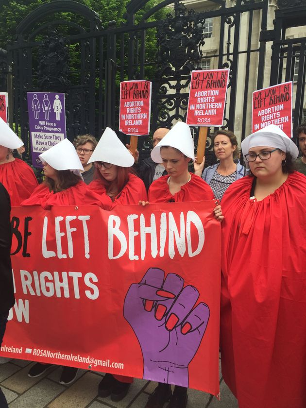 Mother Acquitted For Buying Abortion Pills After Northern Ireland Law Change