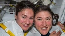 La Nasa celebra Cristina e Jessica per la prima passeggiata spaziale di sole donne