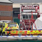 Près de Londres, 39 corps retrouvés dans un camion en provenance de