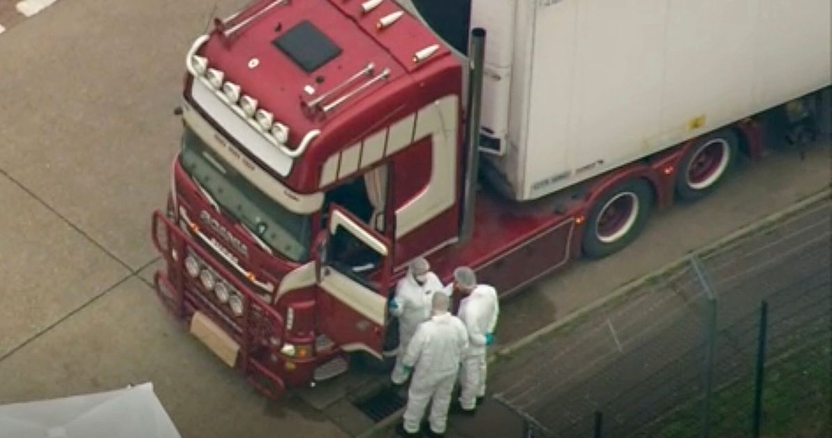 39 People Found Dead In UK Truck Were Chinese Nationals: Police