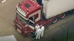 39 People Found Dead In Essex Lorry 'Were Chinese