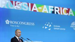 Une délégation marocaine participe au sommet Russie-Afrique à