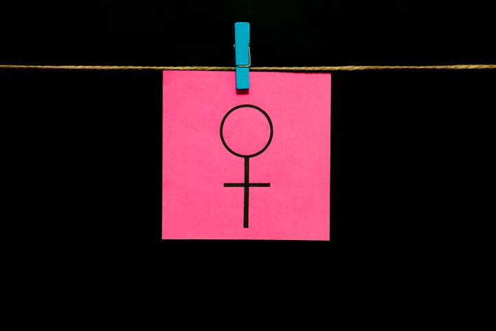 Σύμβολο του γυναικείου φύλου