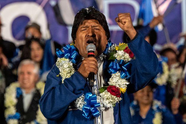"""En Bolivie, le président Evo Morales dénonce """"un processus de coup d'État"""" en cours"""