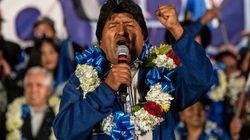 Le président Evo Morales affirme qu'un