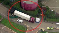 Fermato dalla polizia il tir che trasportava 39 cadaveri in Gran Bretagna