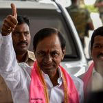Telangana's RTC Strike Should Worry KCR, The Workers Are Following His