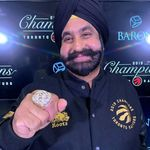 Raptors Superfan Receives NBA Championship Ring On Behalf Of All