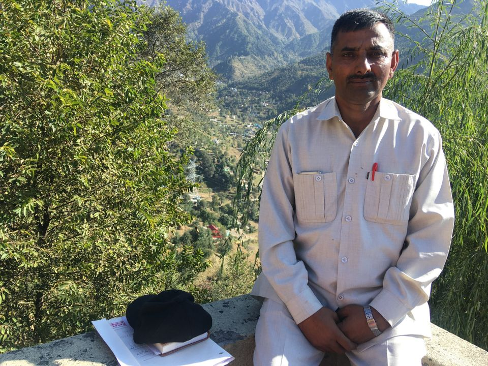 BJP's candidate in Thana Mandi, which is a non-reserved seat, is Mohamed Qasim, a Muslim Gujjar,...