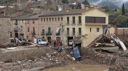 Los efectos de la DANA por toda España, en