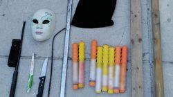Βρέθηκε οπλοστάσιο στο σπίτι χούλιγκαν που συμμετείχε στην επίθεση στου
