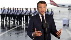 Une grève générale pour accueillir Macron, qui a atterri à la Réunion ce