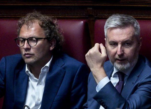 Dentro il Pd Lotti e Guerini stanno creando un altro partito