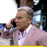 Jorge Javier Vázquez sorprende con este palo a un partido político en pleno directo de