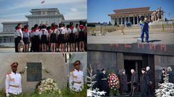 Dictadores: tumba de mala muerte, o mausoleo: sepulcro magnífico y