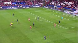 Cette bourde d'Anthony Lopes a coûté très cher à l'OL contre Benfica en Ligue des
