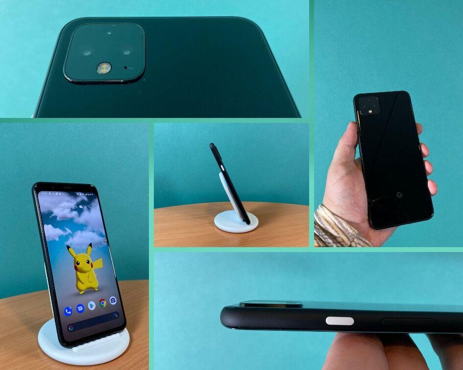 Le design du Pixel 4 et du Pixel 4 XL rappellent beaucoup celui de l'iPhone 11 et iPhone 11