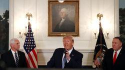 트럼프가 시리아 북부 '영구' 정전합의가 이뤄졌다고