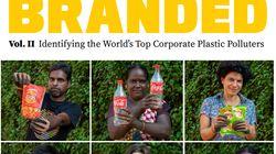 코카콜라가 플라스틱 쓰레기로 세상을 가장 많이 더럽히는 기업에