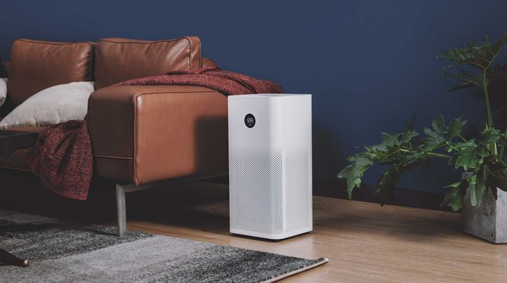 The Mi Air 2S air purifier is a simple, no-frills product at a relatively low price.