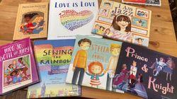 世界中から「LGBTを描く絵本」を集約。多様性を発信「絵本」が持つ可能性とは?