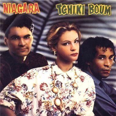 José Tamarin (à droite) était l'un des membres fondateurs du trio rock Niagara, créé en