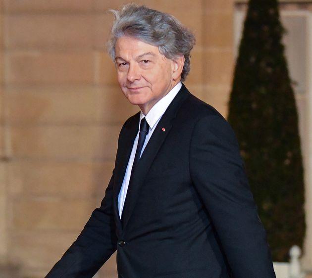 Dopo la bocciatura di Goulard, Macron propone l'ex ministro Breton alla Commissione