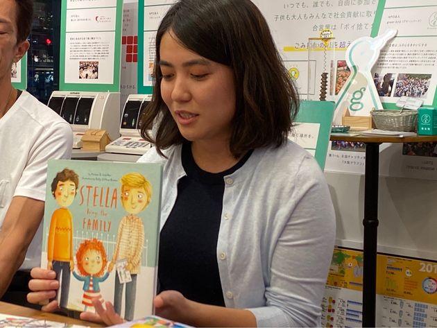 ビザ・ワールドワイド・ジャパンの松井暁美さん