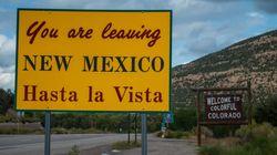 트럼프가 국경이 없는 콜로라도에 장벽을 세우겠다고