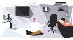 BLOG - Pour mieux se concentrer au travail, trois pauses à faire en open