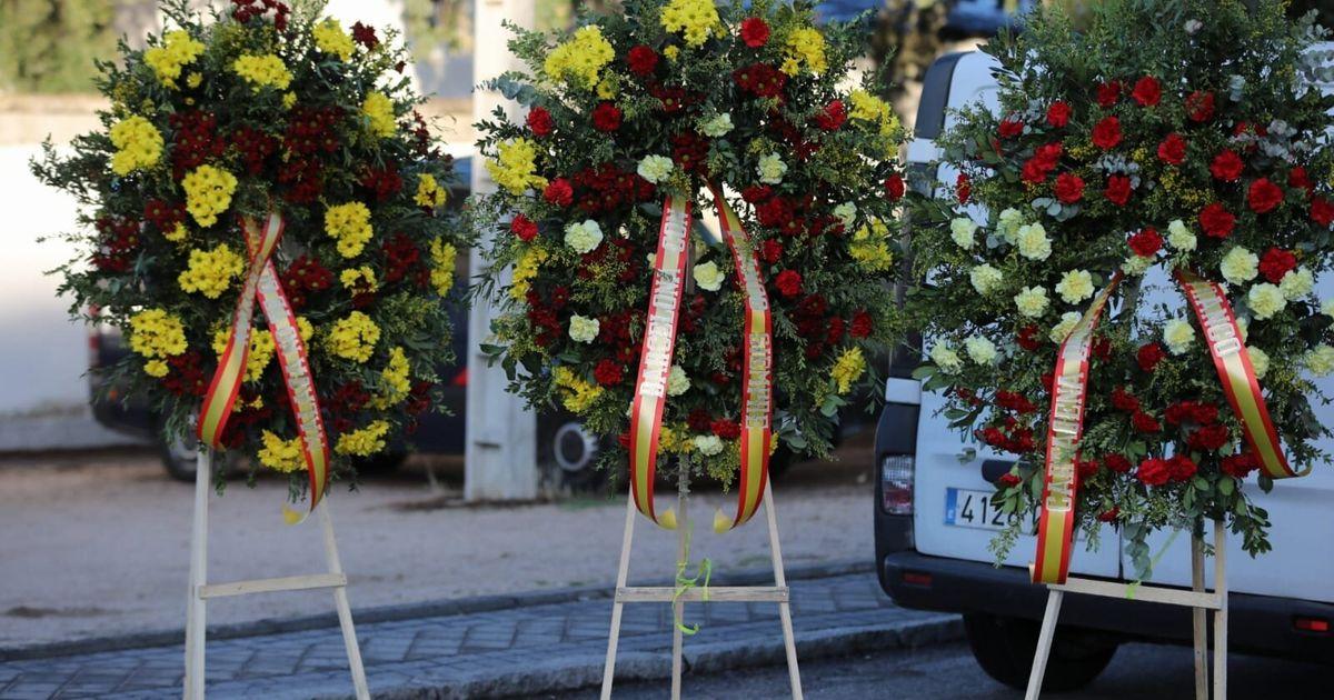 Las imágenes que deja la histórica exhumación de Franco