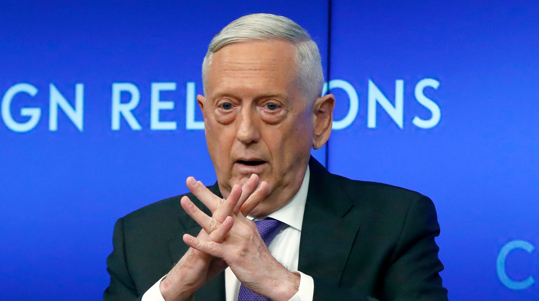 Jim Mattis' Reported Response To Donald Trump's Military Parade Was Something Else