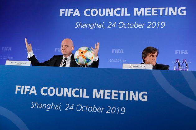 In Cina la prima edizione della Coppa del Mondo per club. Infantino: