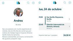 Dimite un diputado andaluz de Cs que cobró viajes en BlaBlaCar por los que recibía