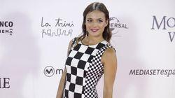La actriz Elisa Mouliaá, a un candidato a presidente del Gobierno:
