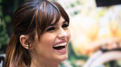 Sara Sálamo estrena 'look' pero sus fans se fijan en otra