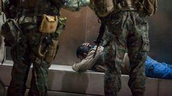 La represión no se frena en Chile: ya van 18 muertos y 2.410