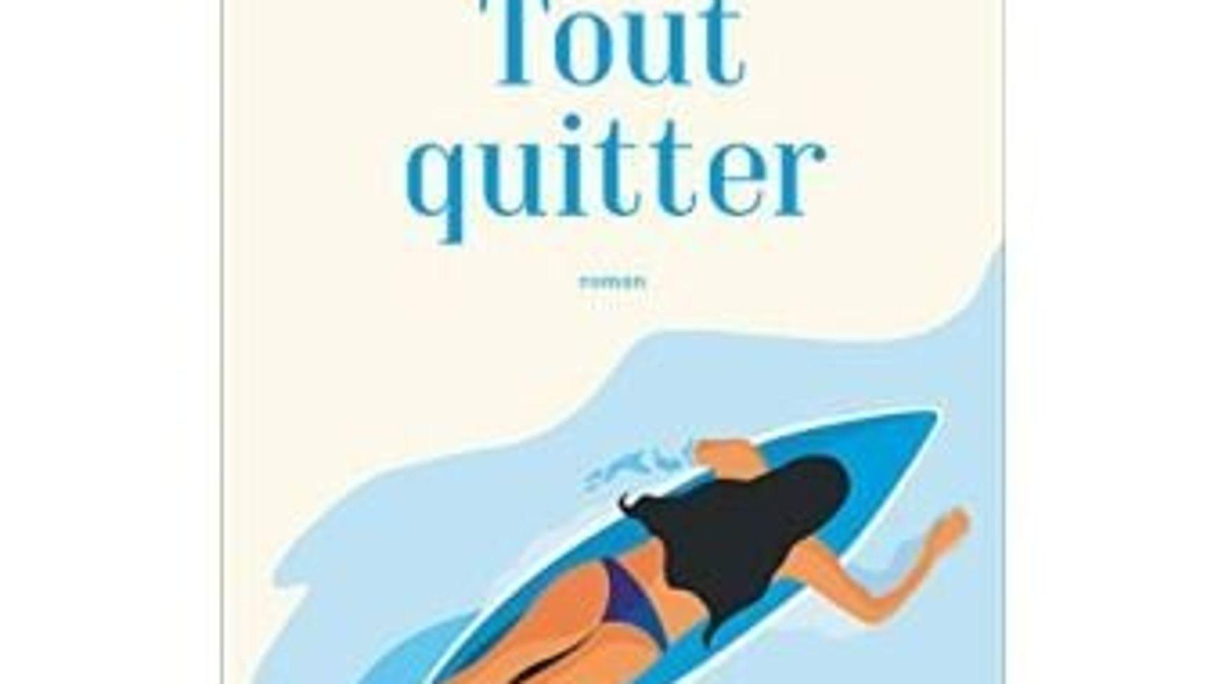 Anaïs Vanel nous raconte le jour où elle a quitté sa vie parisienne pour le surf