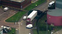 Las 39 personas halladas muertas en un camión en Essex eran