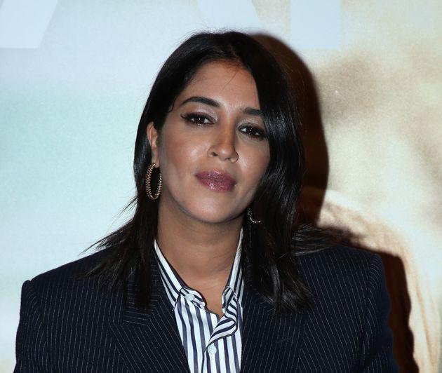 Leila Bekhti à l'avant première de
