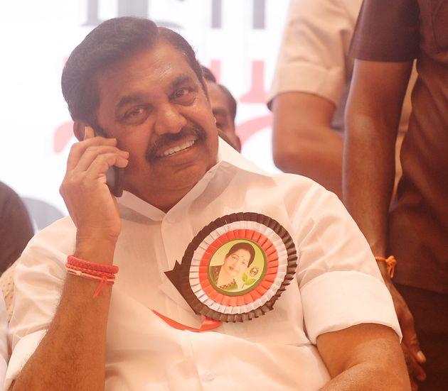 Tamil Nadu CM Edappadi