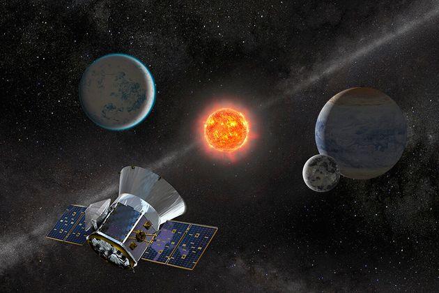 Le télescope spatial TESS va aider à la recherche d'une vie extraterrestre