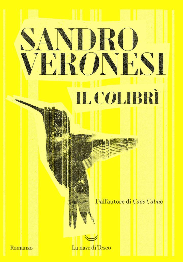 La copertina del nuovo Libro di Sandro Veronesi