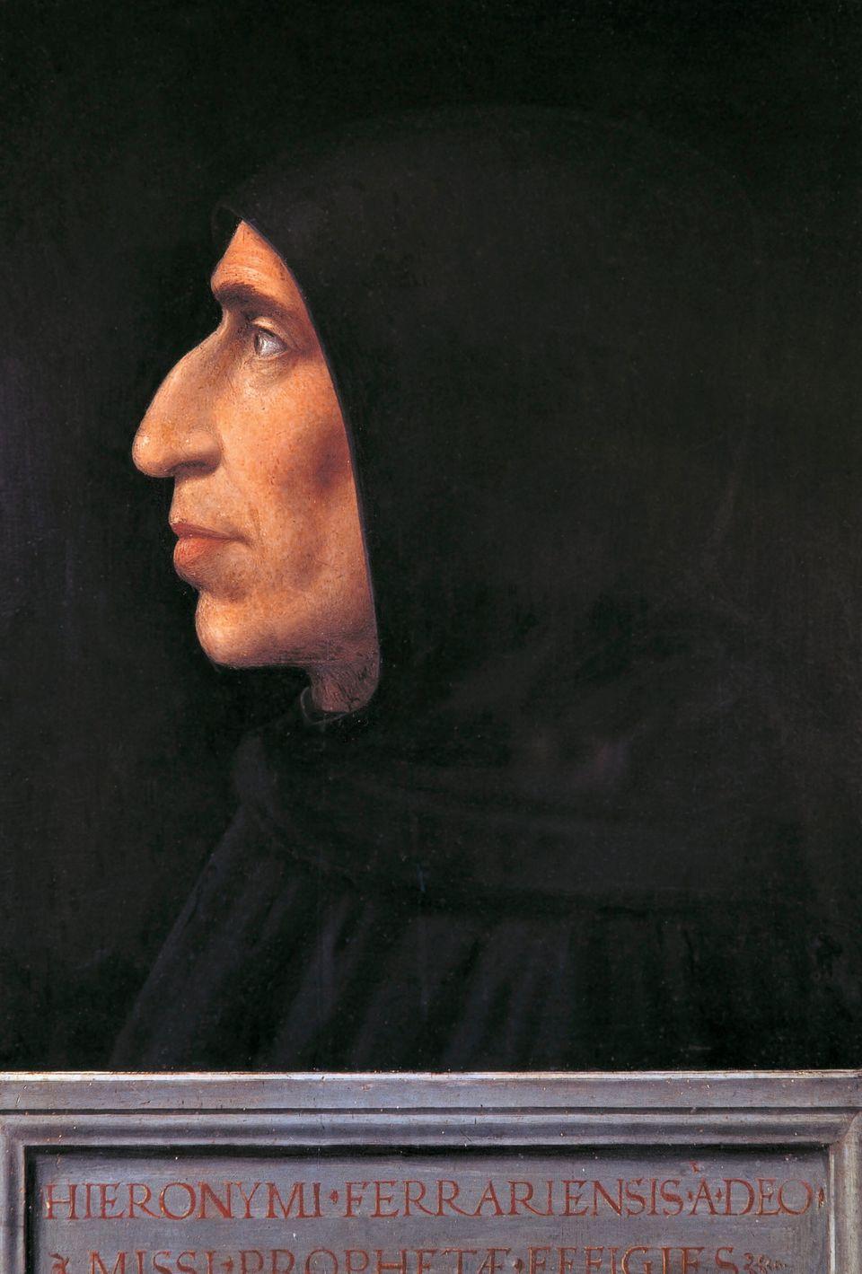 Πορτρέτο του Girolamo Savonarola από...