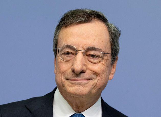 Ultimo Direttivo Bce per Mario Draghi: