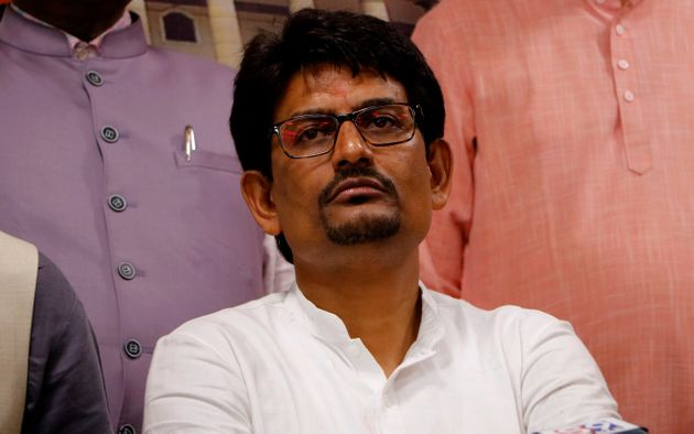 Former Congress MLA Alpesh Thakor joined the BJP in July