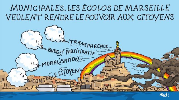 Municipales à Marseille: