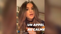 Selena Gomez demande à ses fans de ne pas s'en prendre à Hailey Baldwin après son dernier